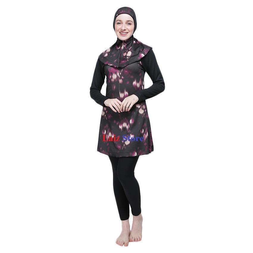 Perbandingan Harga Baju Olahraga Renang Wanita Muslimah Baru Laiz Collections Di Jawa Barat