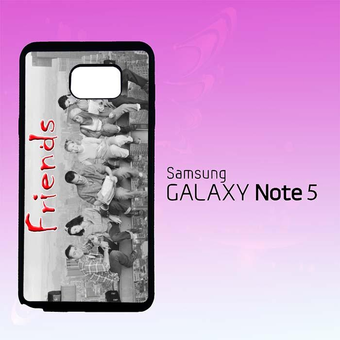 Casing Untuk Samsung Galaxy Note 5 Friends TV Series Drama F0430