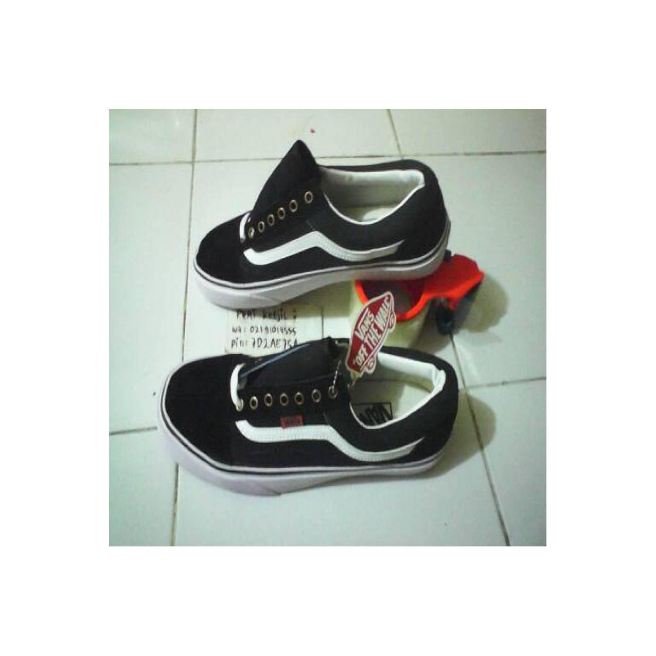 Detail Gambar sepatu SB casual vans oldschool IFC murah berkualitas Terbaru 5bb5771731