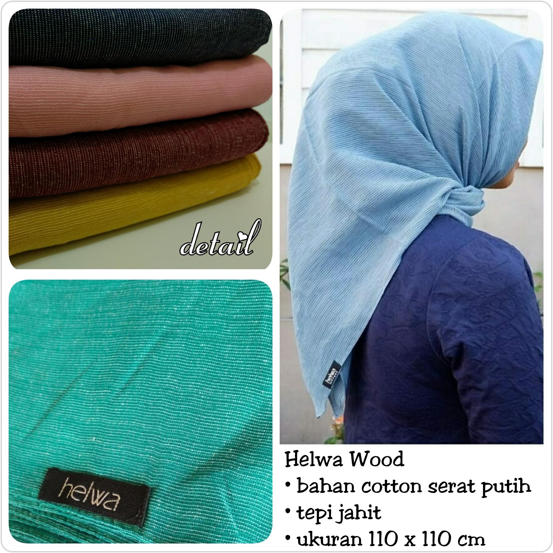Situs Review Hijab Isi 2 Pcs Jilbab Segiempat Serat Hitam Helwa Texture Ansania Lovilla Shinar Glamour Boleh Pilih Warna Motif