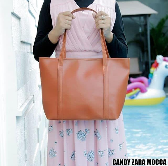 ... Tas Wanita Candy Zara Mocca - 3
