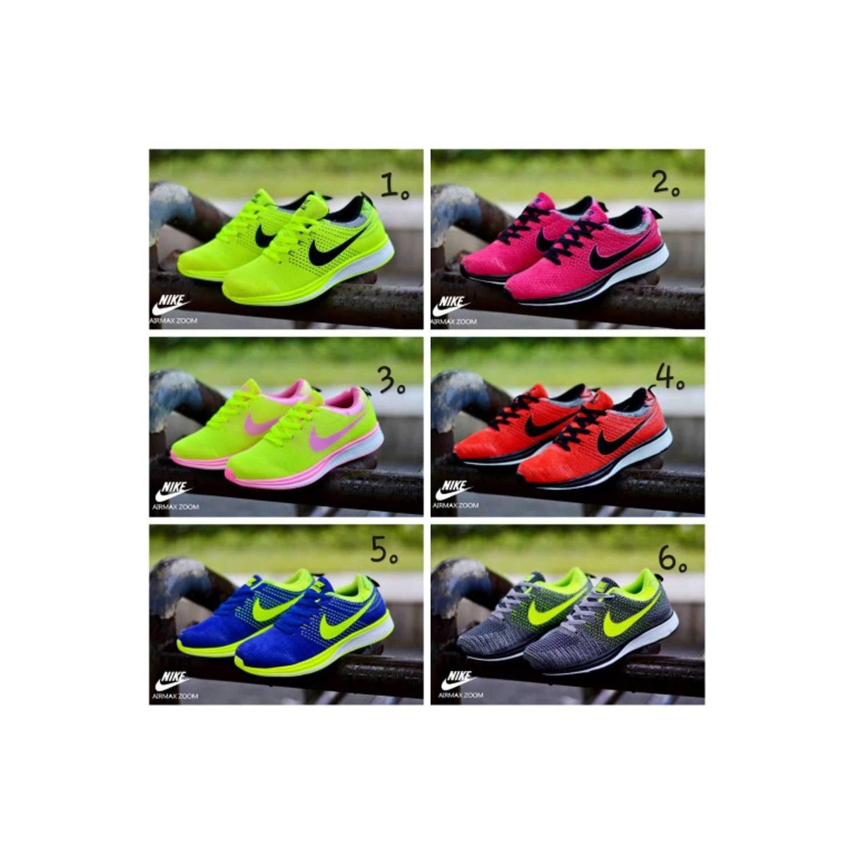 Detail Gambar Nike Free flyknite Sepatu Casual Sekolah anak SMA Kuliah Hangout jal Terbaru