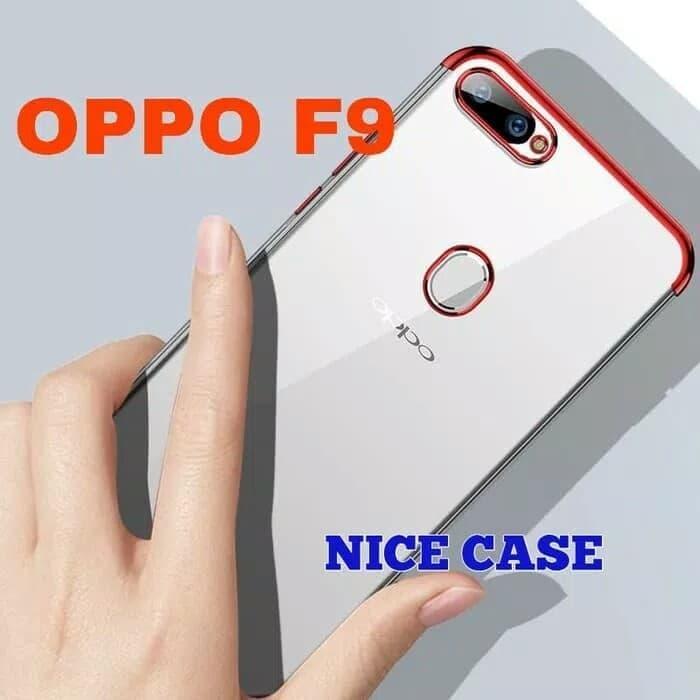 Fitur Oppo F7 Shining Chrome Neon Case Slim Chrome Neon Oppo F7 Pro