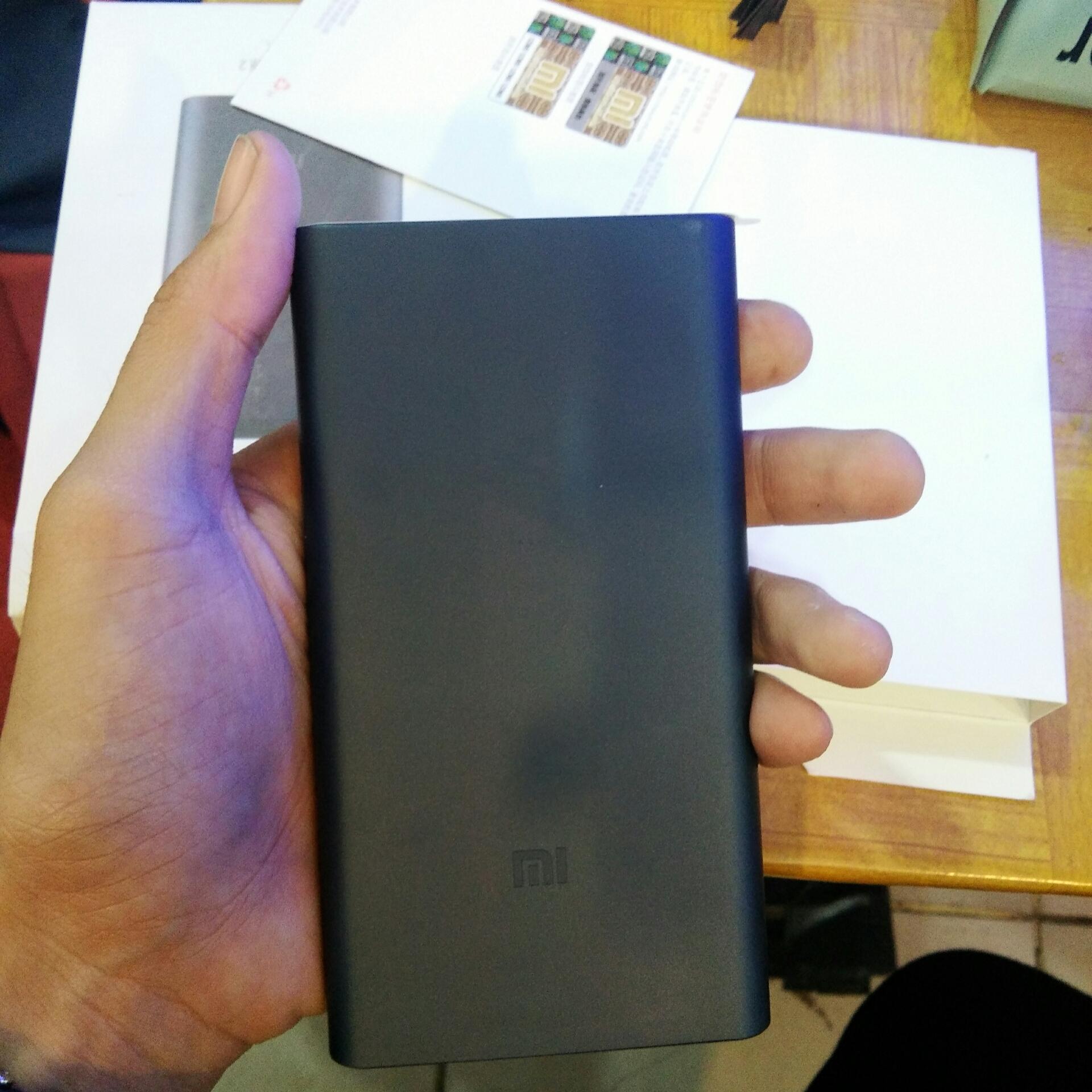 Cek Harga Baru Powerbank Xiaomi Mi Pro 2 10000mah Fast Charging Original Quick Charge 3