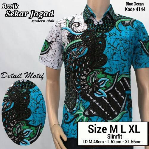 Harga Model Kemeja Batik Pria Baju Batik Pria Murah Berkualitas Azka Batik Online