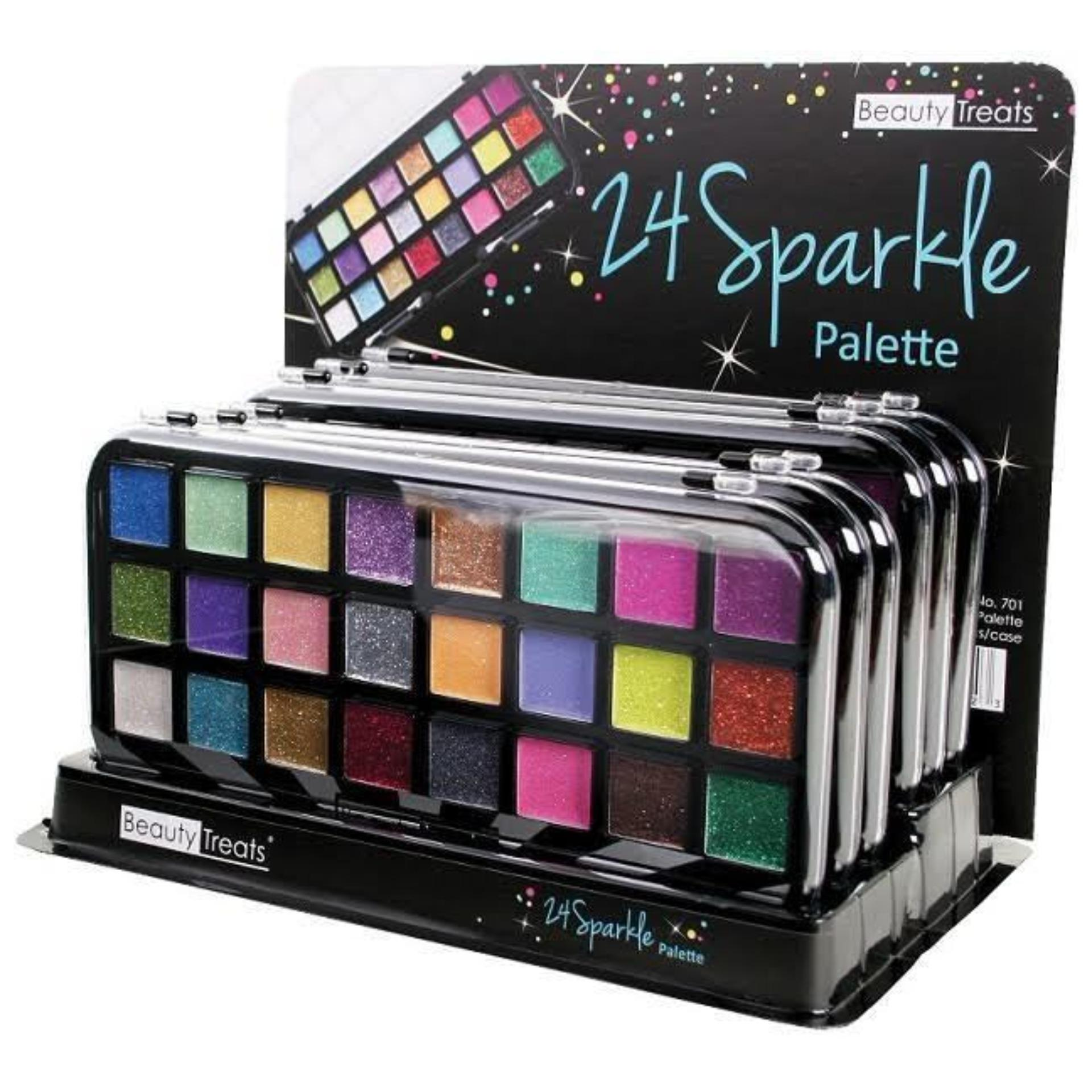 Tips Beli Beauty Treats 24 Sparkle Palette