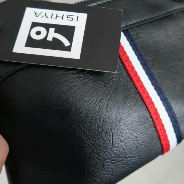 Tas Tangan Pria  Hand Bag  Clutch Korea Impor Kulit Original. -STRIPE- af43bbca00
