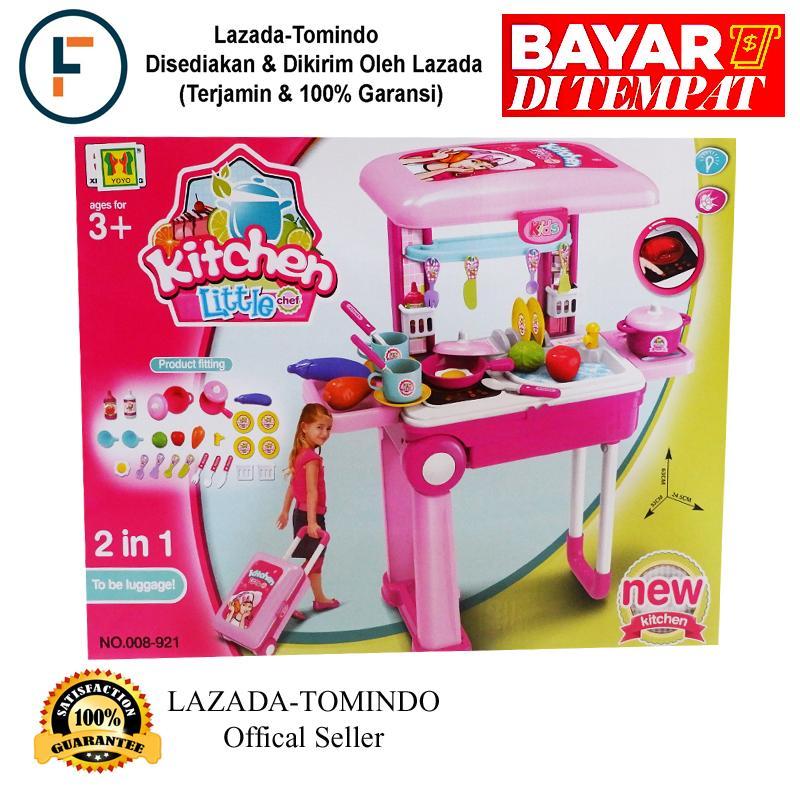 Tomindo Kitchen Little Chef 008-921  mainan anak   mainan dapur   mainan  masak 8393bc1405
