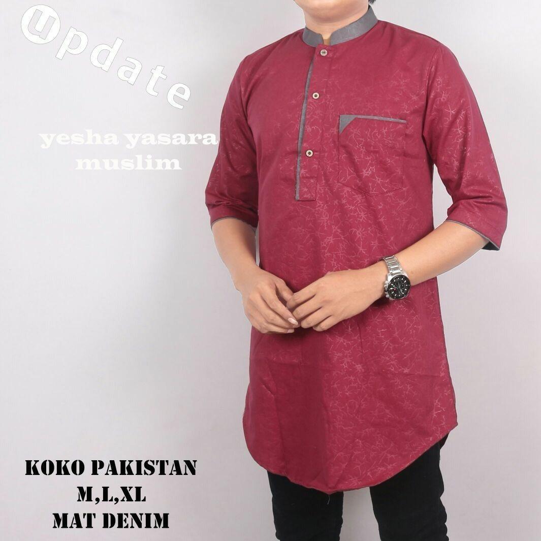 Ulasan Mengenai Baju Koko Qurta Pakistan