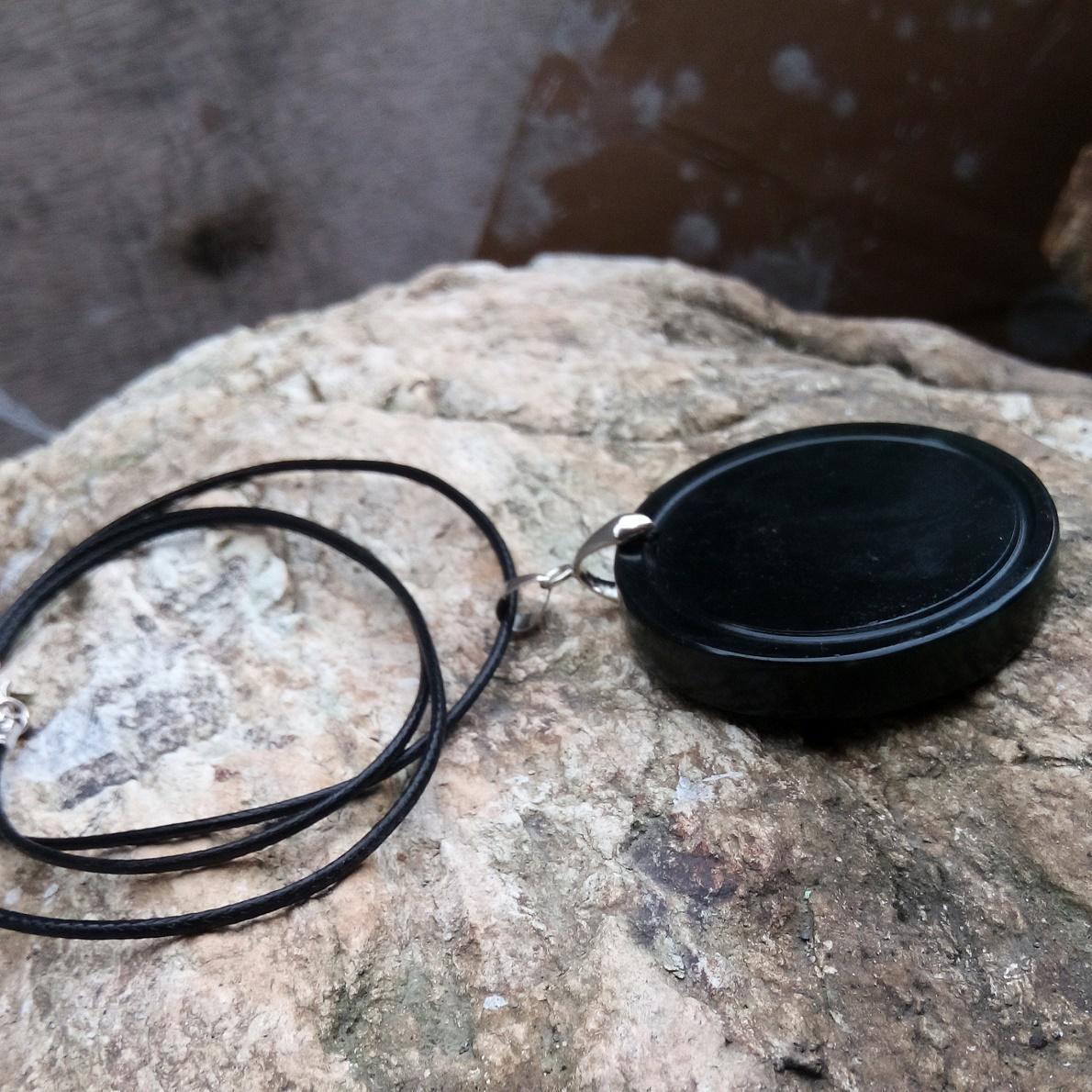 Giok Style Kalung Medalion Black Jade Terapi Daftar Update Harga Untuk Kesehatan Review Of Liontin Belanja Murah Hanya Rp76 314