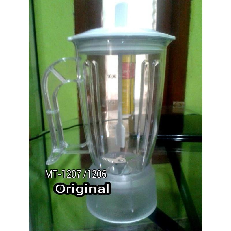 Gelas Blender Maspion Mt-1207/1206 - 2Kztgo