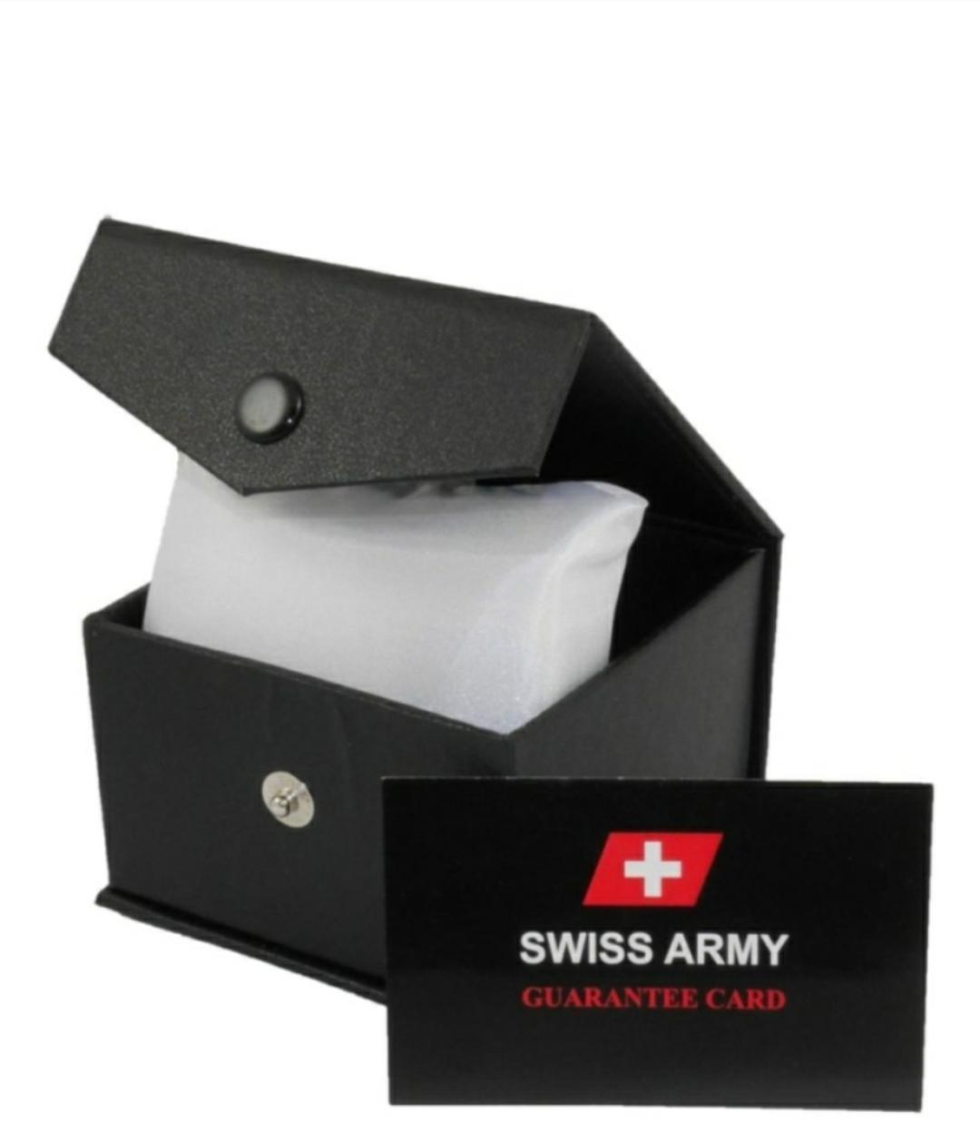 Swiss Army/Time Jam Tangan Pria&Wanita (Couple)-New Edition - 3