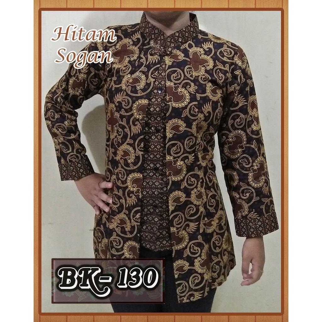 Cek Harga Baru Blouse Batik Wanita Atasan Wanita Baju Kemeja Wanita ... 133fd0b820