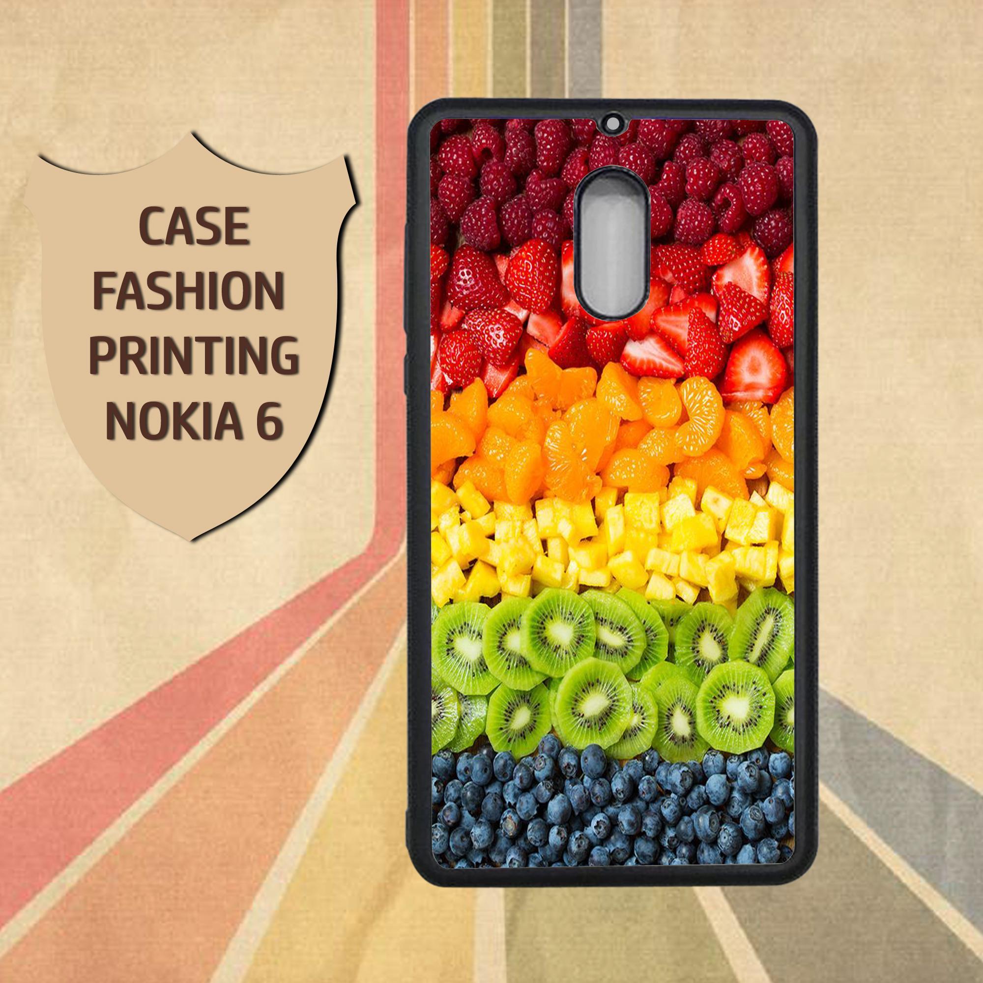 Rajamurah fasion printing case Nokia6 - 9