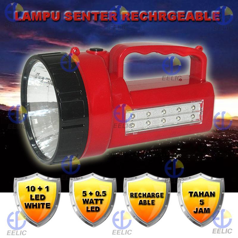 EELIC LAS-LP208 1 PCS LAMPU SENTER 0.5 WATT (DEPAN) + 5 WATT