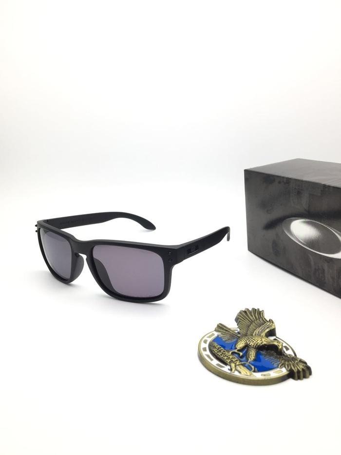 Kacamata Oakley Holbrook Black Kacamata Outdoor Polarized Murah Keren -  ready f471c8a8c6
