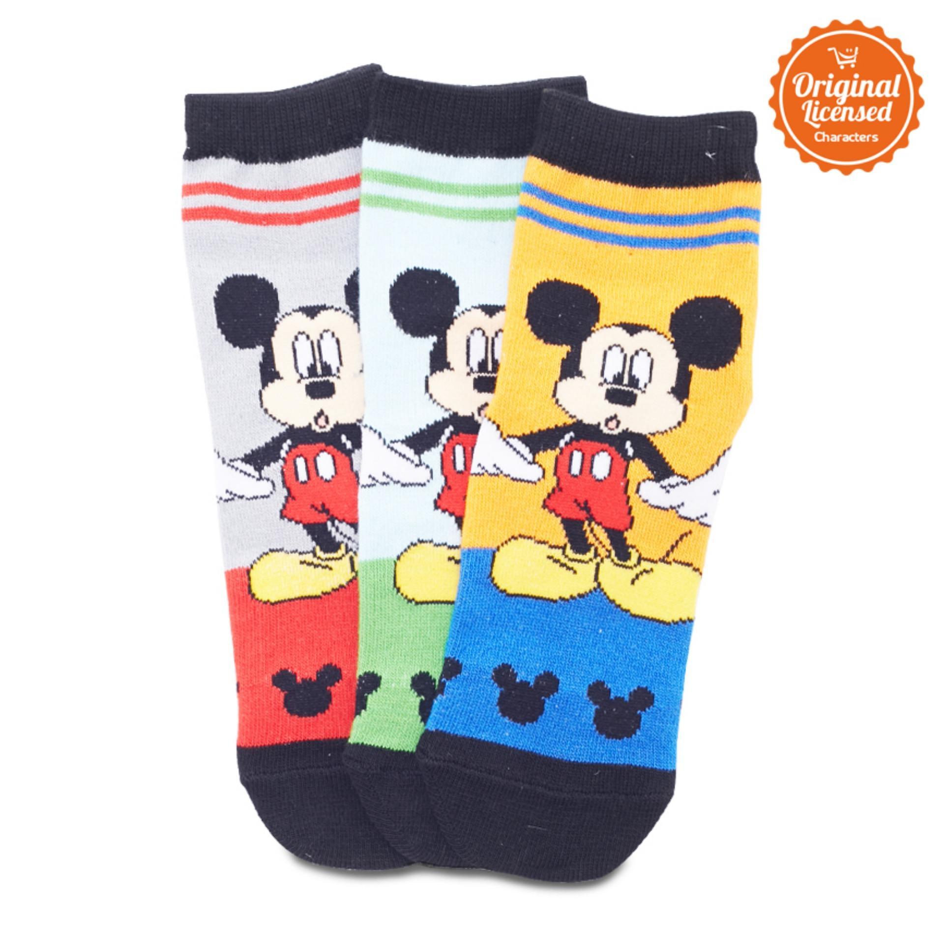 Hansaplast Plester Disney StarWars Kids Model Tin Can Box Shopee Source · Mickey and Friends Sock