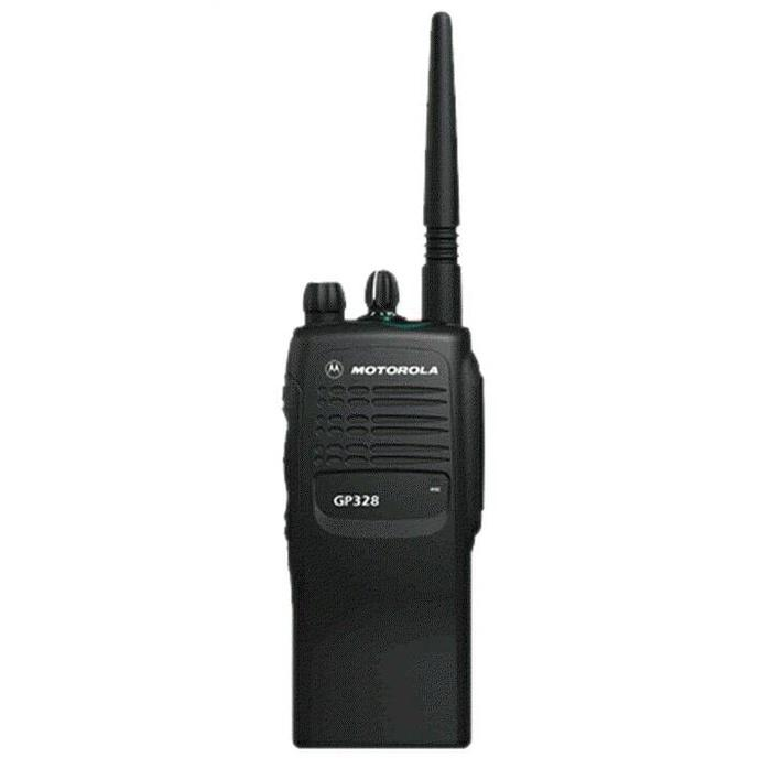 ORIGINALS  handy talky HT motorola GP-328 VHF radio komunikasi