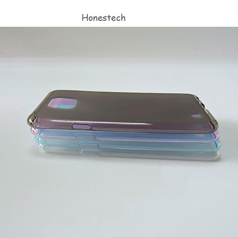 1 Pc/lot TPU Gel Back Case Cover For LG X Cam K580 K580DS Case