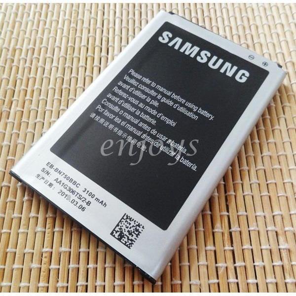 Baterai Samsung Note 3 Neo N750 Original Batre hp Galaxy Lama Battery Batray Baru Batere Bateray