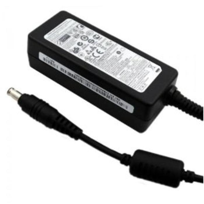 Adaptor Samsung 19V 2.1A Pin Central - Black