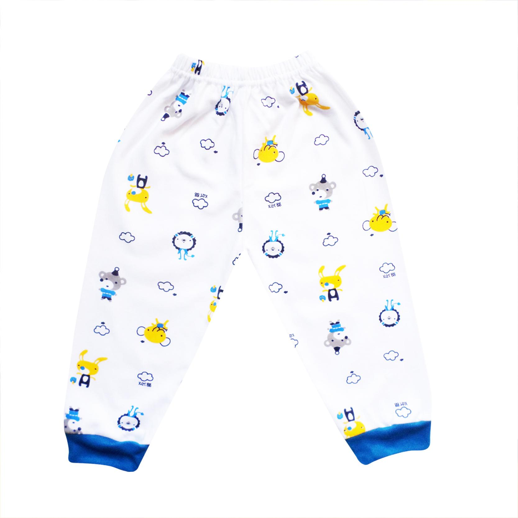 Skabe Baby Putih Piyama Anak Setelan Baju Tidur Tangan Panjang Anak Bayi Laki .
