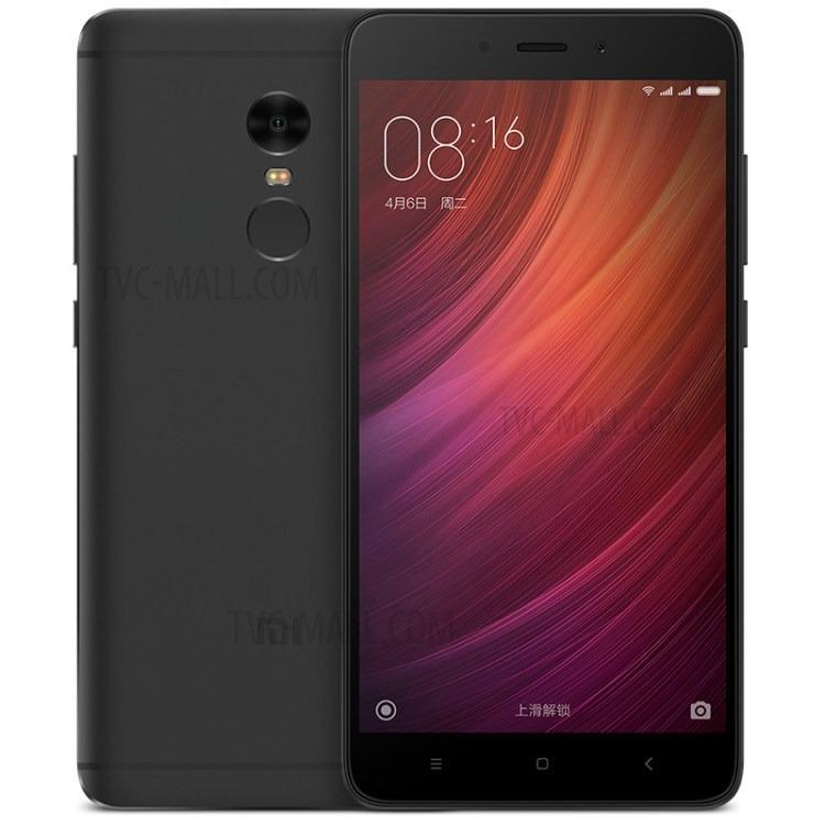 Ready Xiaomi Redmi Note 4x Ram 3Gb / 32Gb - Black - Snapdragon