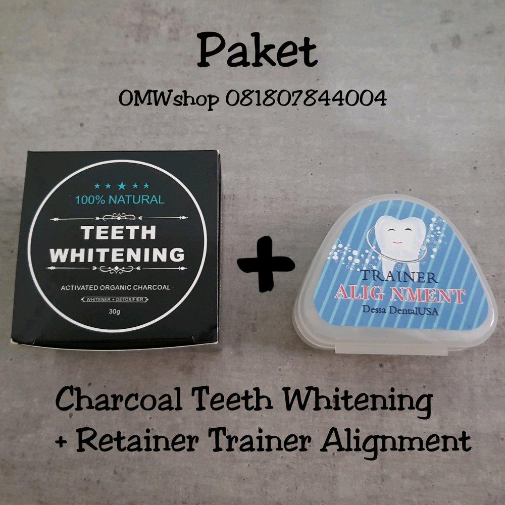 Update Charcoal Whitening Teeth Arang Pemutih Gigi Alami Mello White