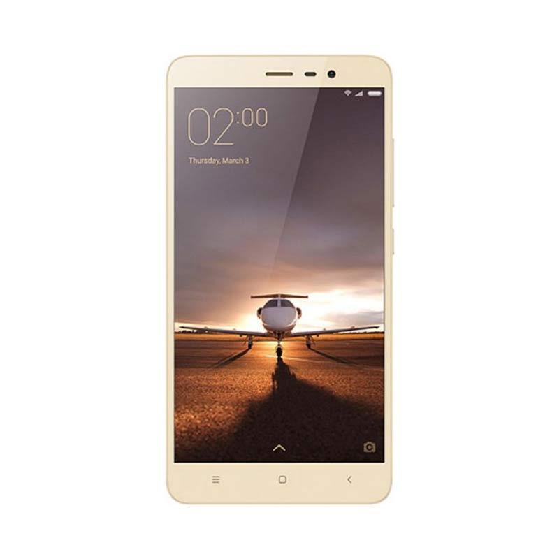 Xiaomi Redmi Note 3 Pro Smartphone - Gold [32 GB/3 GB]