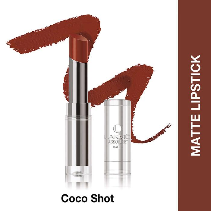 Jual Lakme Absolute Reinvent Sculpt New Hi Definition Matte Lipstick Coco Shot Satu Set