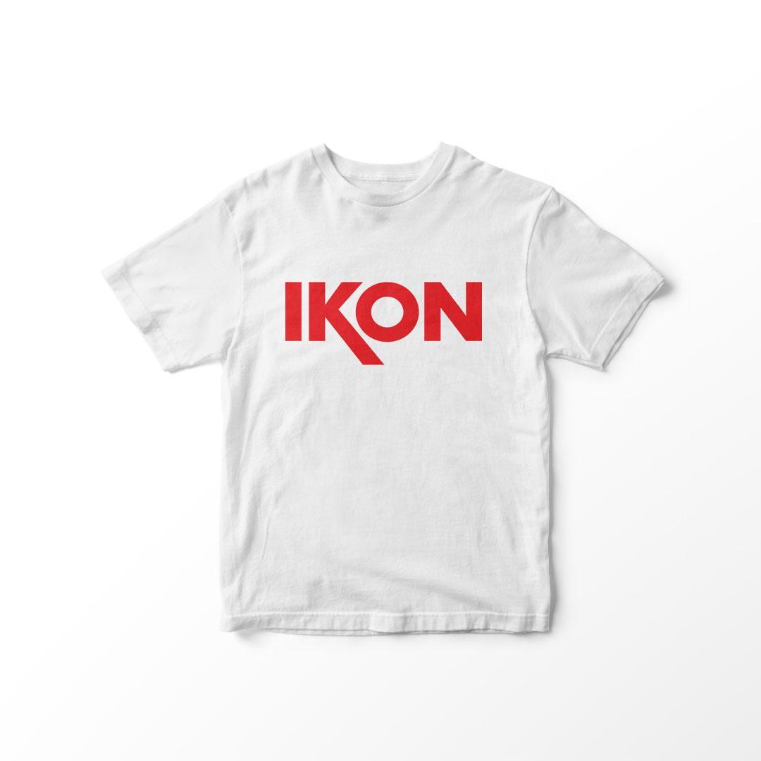 YGTSHIRT - T-shirt Baju Kaos IKON II Tumblr Tee Cewek / Kaos Wanita /