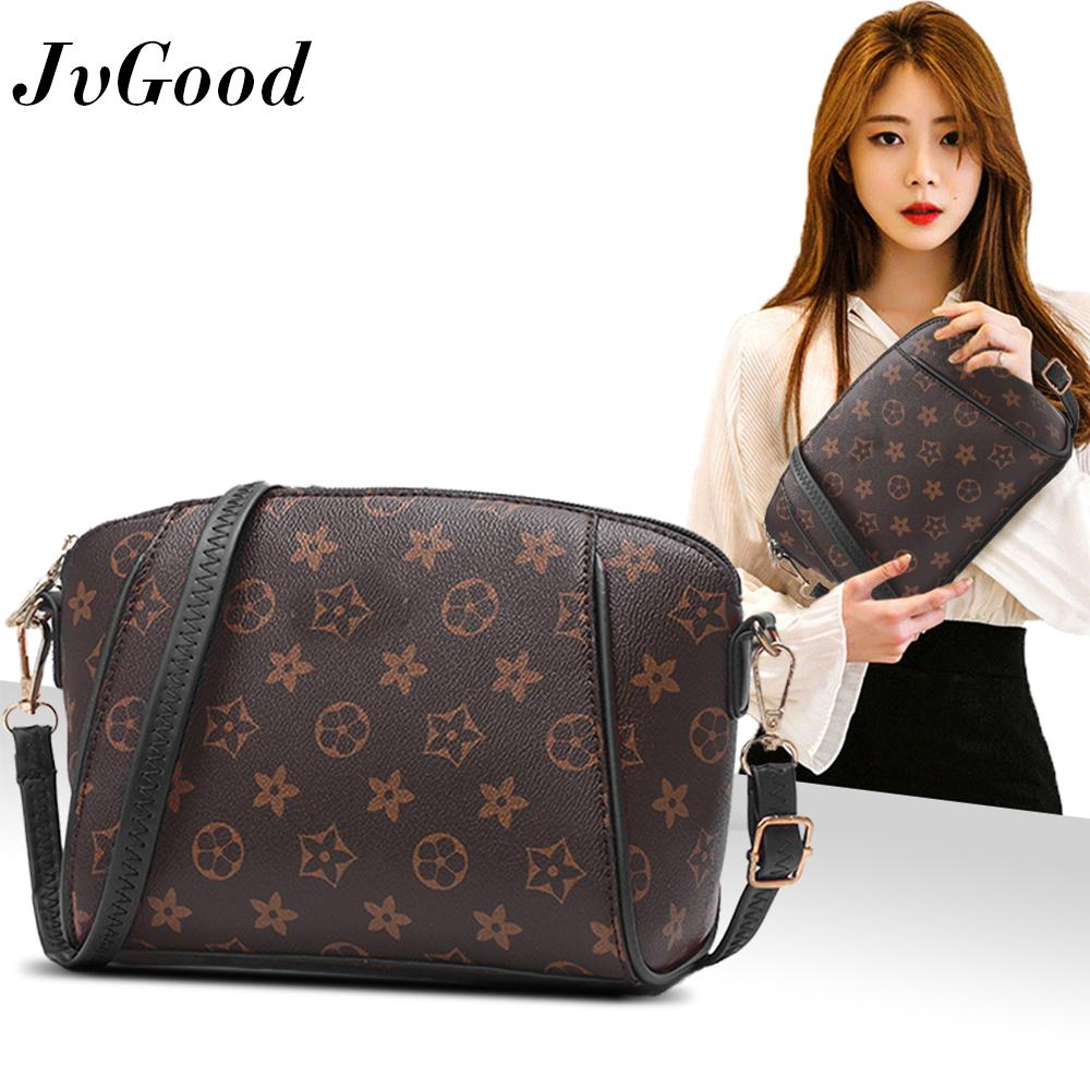Toko Jvgood Tas Selempang Bahu Wanita Tas Fashion Wanita Messanger Bag Shoulder Bag Tote Bags Jvgood Tiongkok