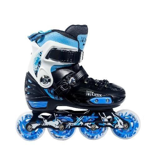 Jual Beli Lynx Sepatu Roda Recreational Inline Skate Bm135 Blue Baru Dki Jakarta