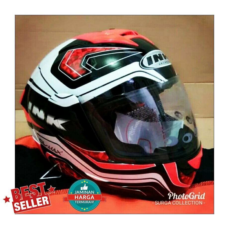 Detail Gambar Helm INK Cl Max Seri 5 Original Terbaru