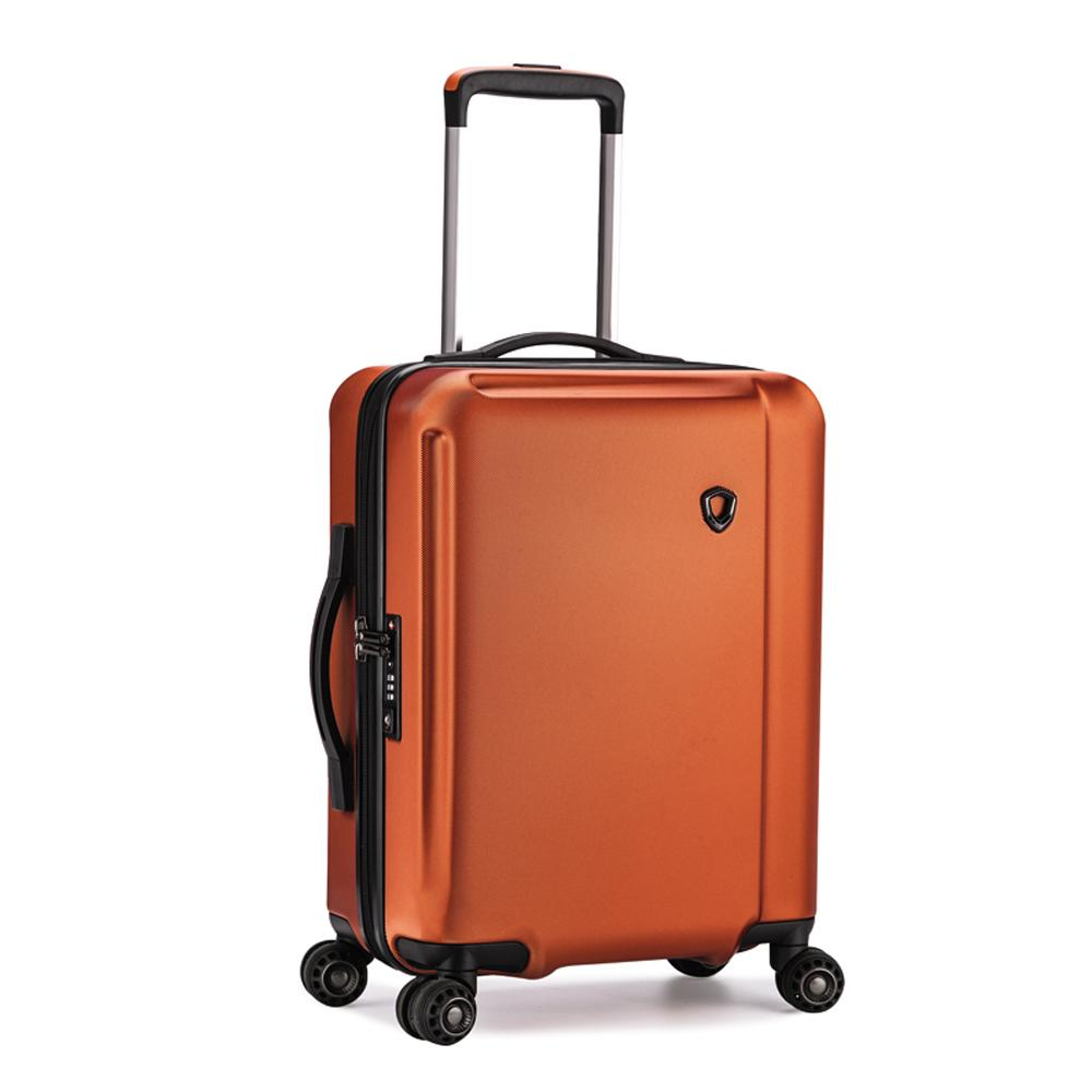 Traveler's Choice Hollow Koper Hardcase Small/21 Inch - Orange