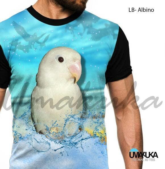 Kaos Full Print Umakuka - LB Albino