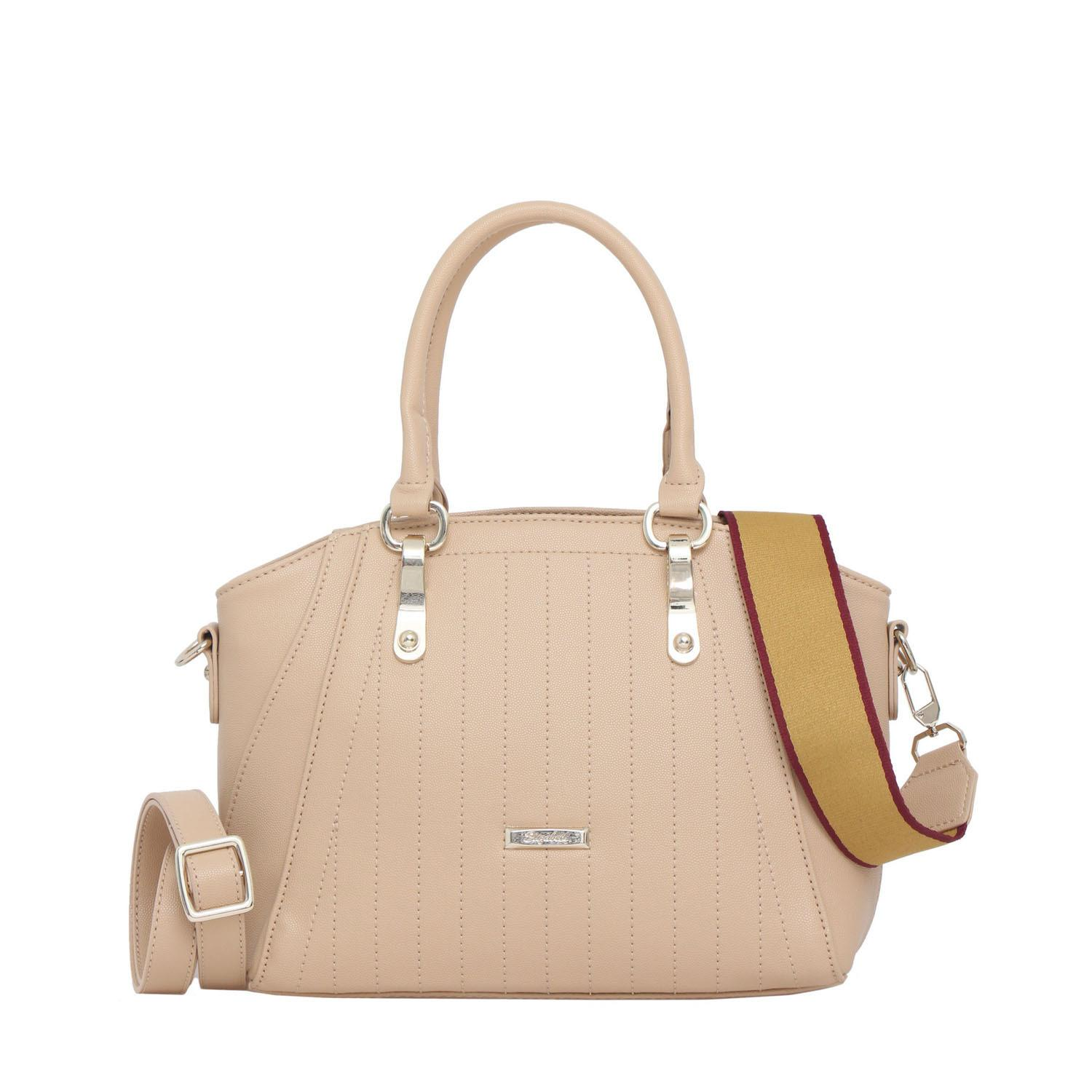 Elizabeth Bag Omarosa Handbag Cream