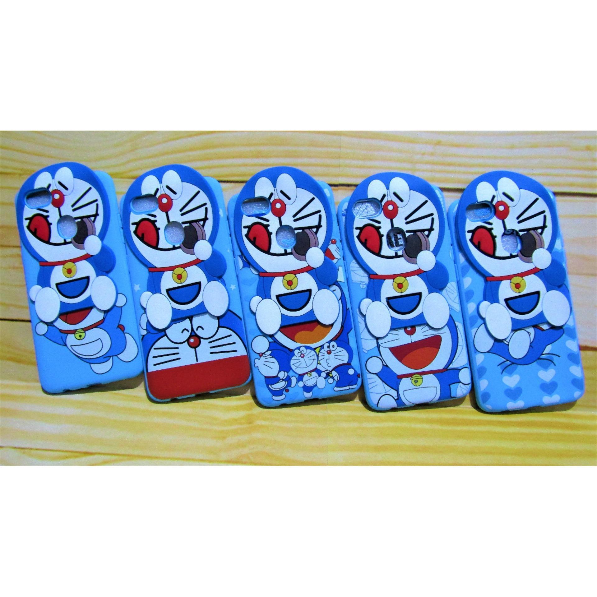 Gambar Produk Rinci SoftCase Doraemon Karakter Desney For Oppo A71 Terkini