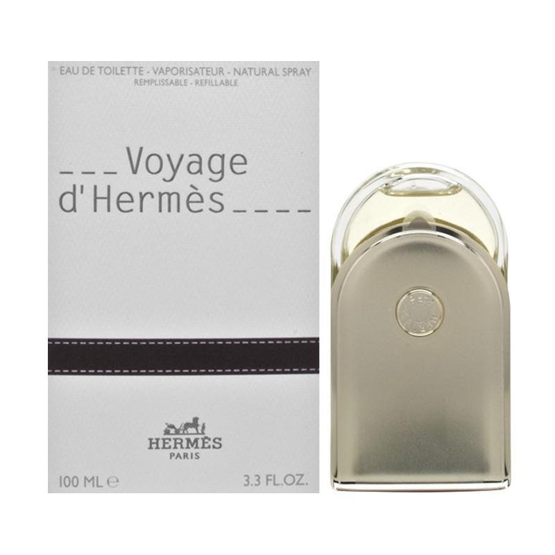 Hermes Voyage d'Hermes For EDT Parfum Pria [100mL] Ori Tester Non Box