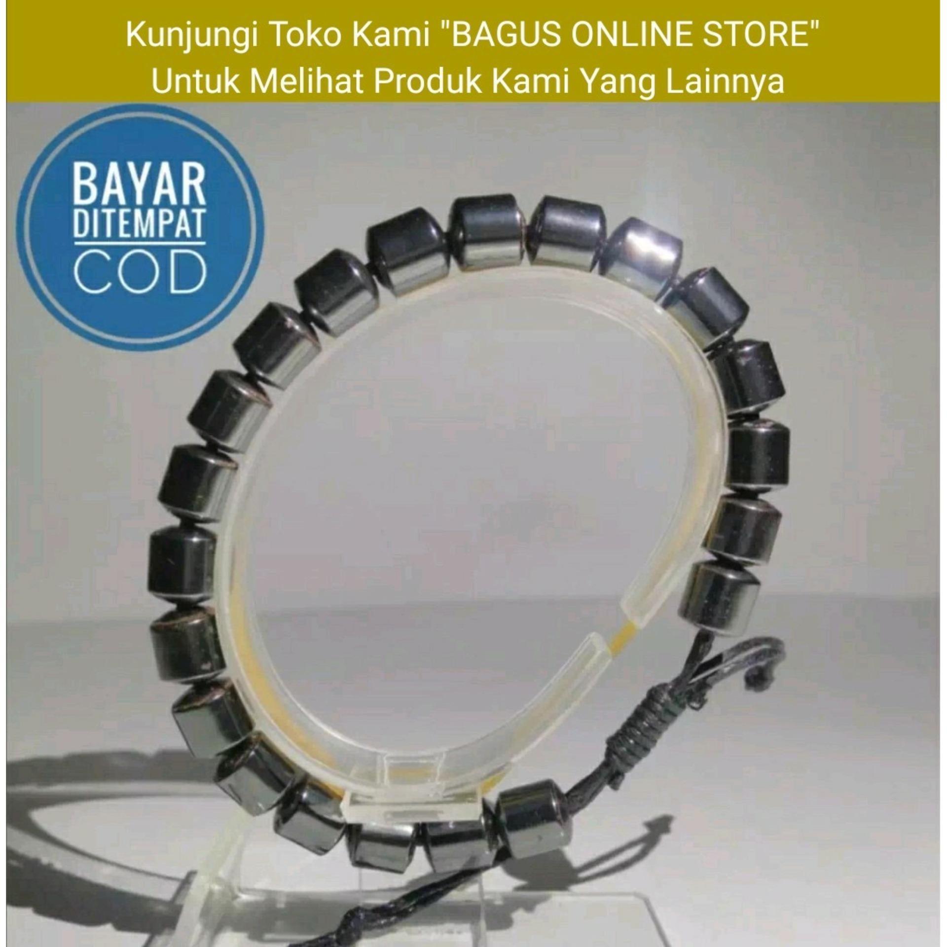 Kelebihan Pria Magnet Gelang Kesehatan Magnetic Keramik Bangles Bio Promo Batu Terapi Stone Dan Wanita