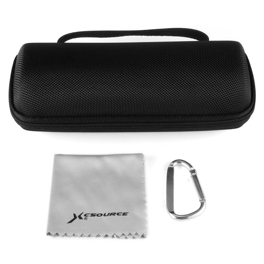 Kehebatan For Jbl Flip 3 Bluetooth Speaker Eva Carry Storage Case Xtreme Hitam Cover Bag Portable Th576