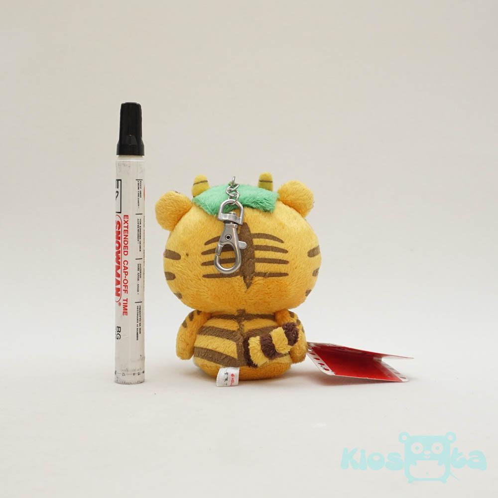 Fitur Gantungan Kunci Boneka Hello Kitty Original Kostum Macan Dan