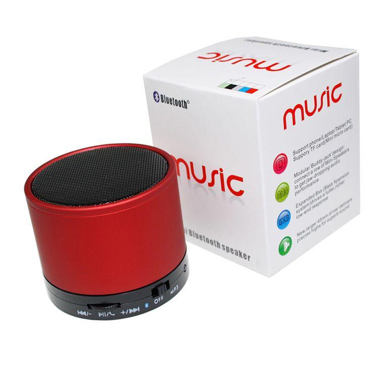Speaker Mini Super Bass Portable Bluetooth Speaker - S10
