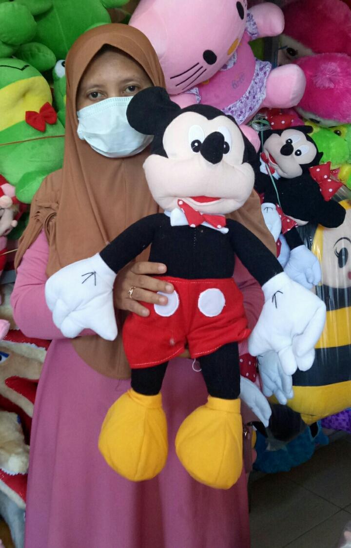 Boneka Mickey Mouse Ukuran Jumbo 90 Cm - Wiring Diagram And Schematics 331a2c0feb