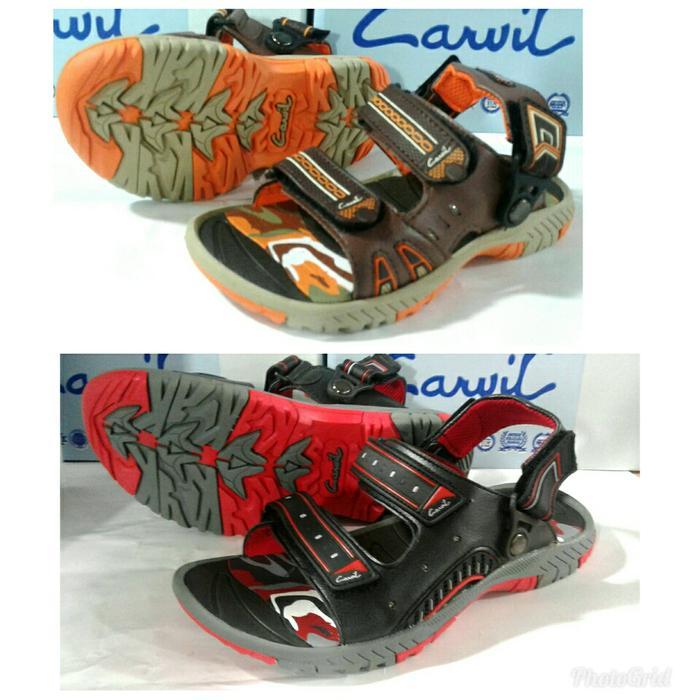 Review Ssndal Anak Carvil Almo 01 02 Sepatu Sandal Gunung Anak Laki