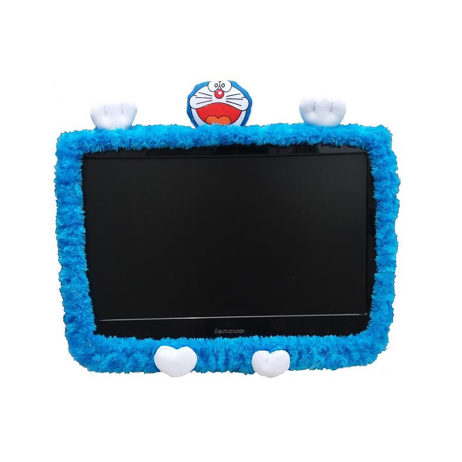 Doraemon Karakter 32 Inch Boneka Bando TV LCD