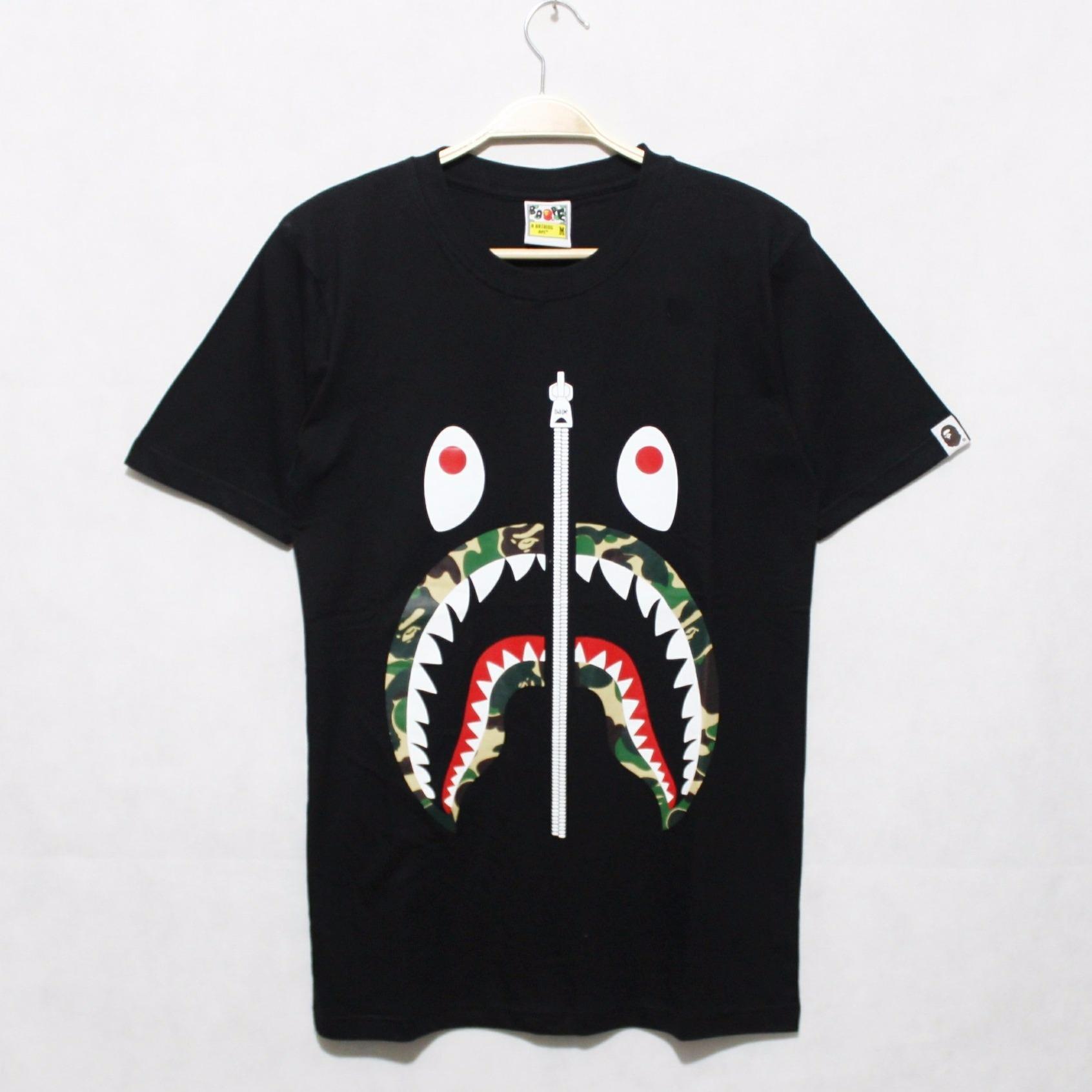 Cek Harga Baru Baju Kaos Raglan Reglan Army Doreng Camo Tentara Loreng Tni Cowok Gym Fitness Soaxcloth T Shirt Bape Shark Black Premium