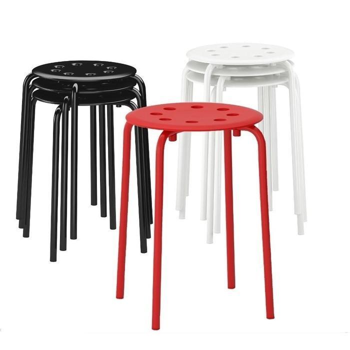 Kursi Tamu Bangku Besi s/d 100KG Kafe Restoran Cafe Chair PROMO