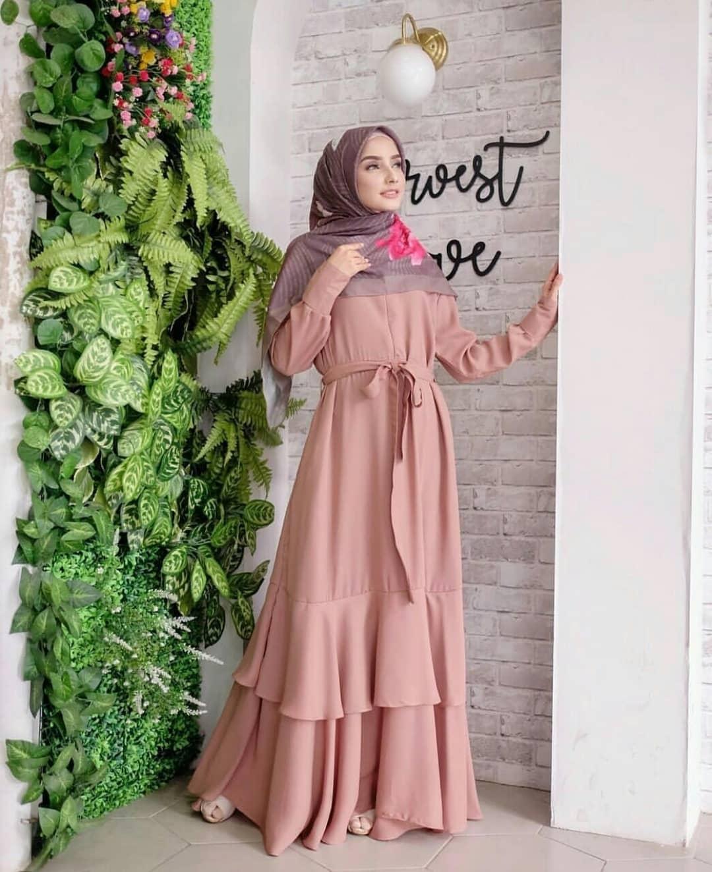 Features Alina Dress Baju Gamis Wanita Baju Gamis Wanita Terbaru