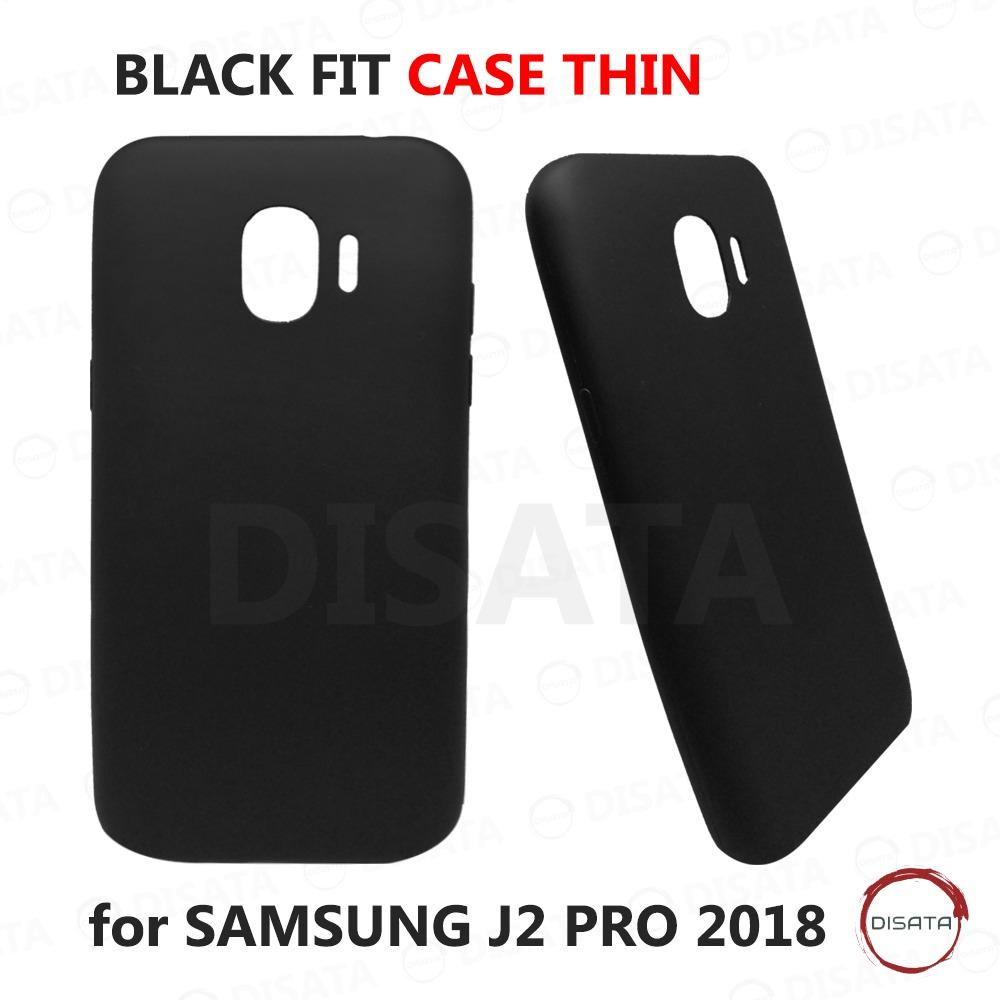 ... Slim Case Black Fit SAMSUNG J2 PRO Softcase Hitam Matte